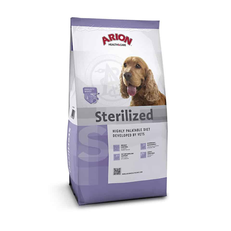 Arion Health & Care Sterilized