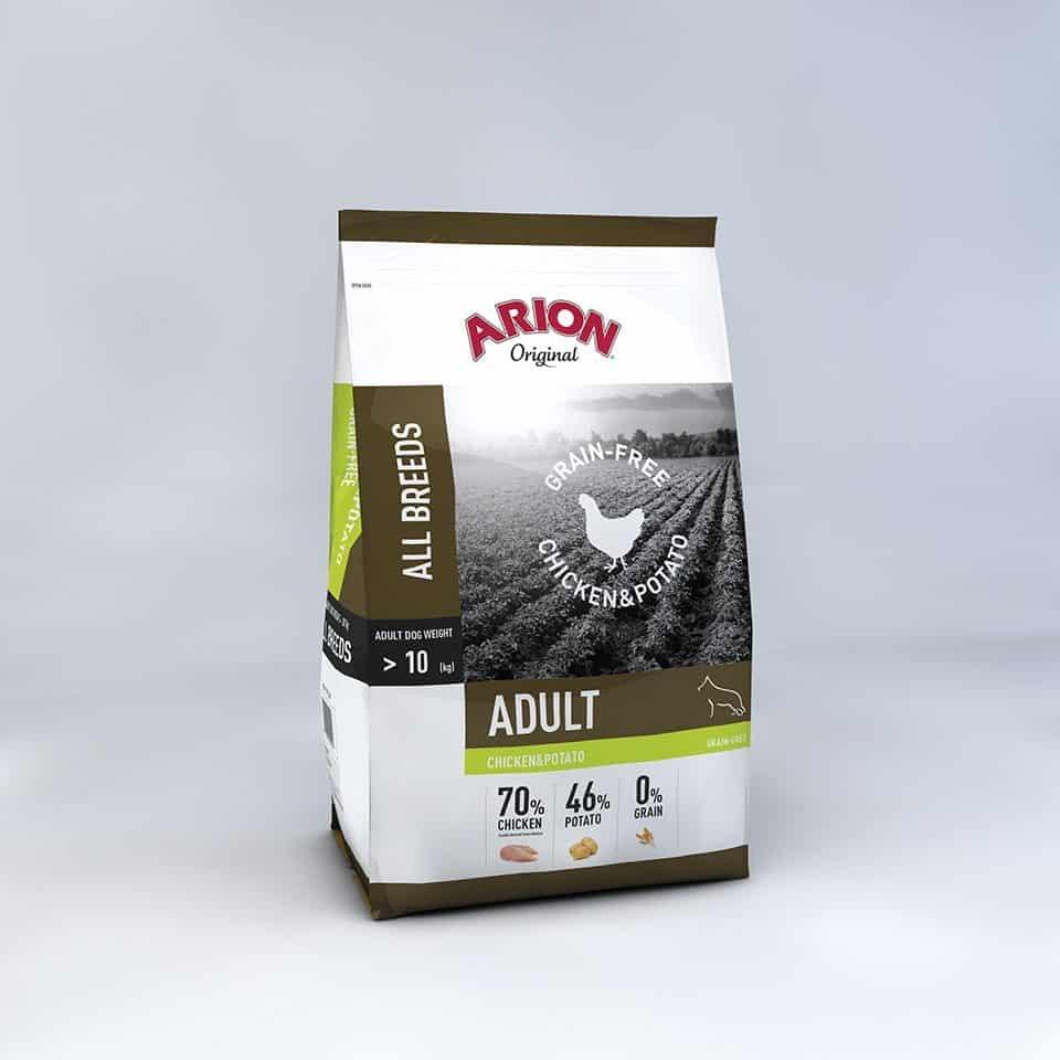 Arion Original Adult Grain Free Chicken & Potato
