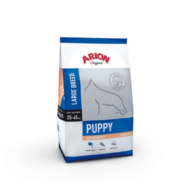 Arion Original Puppy Large Salmon & Rice