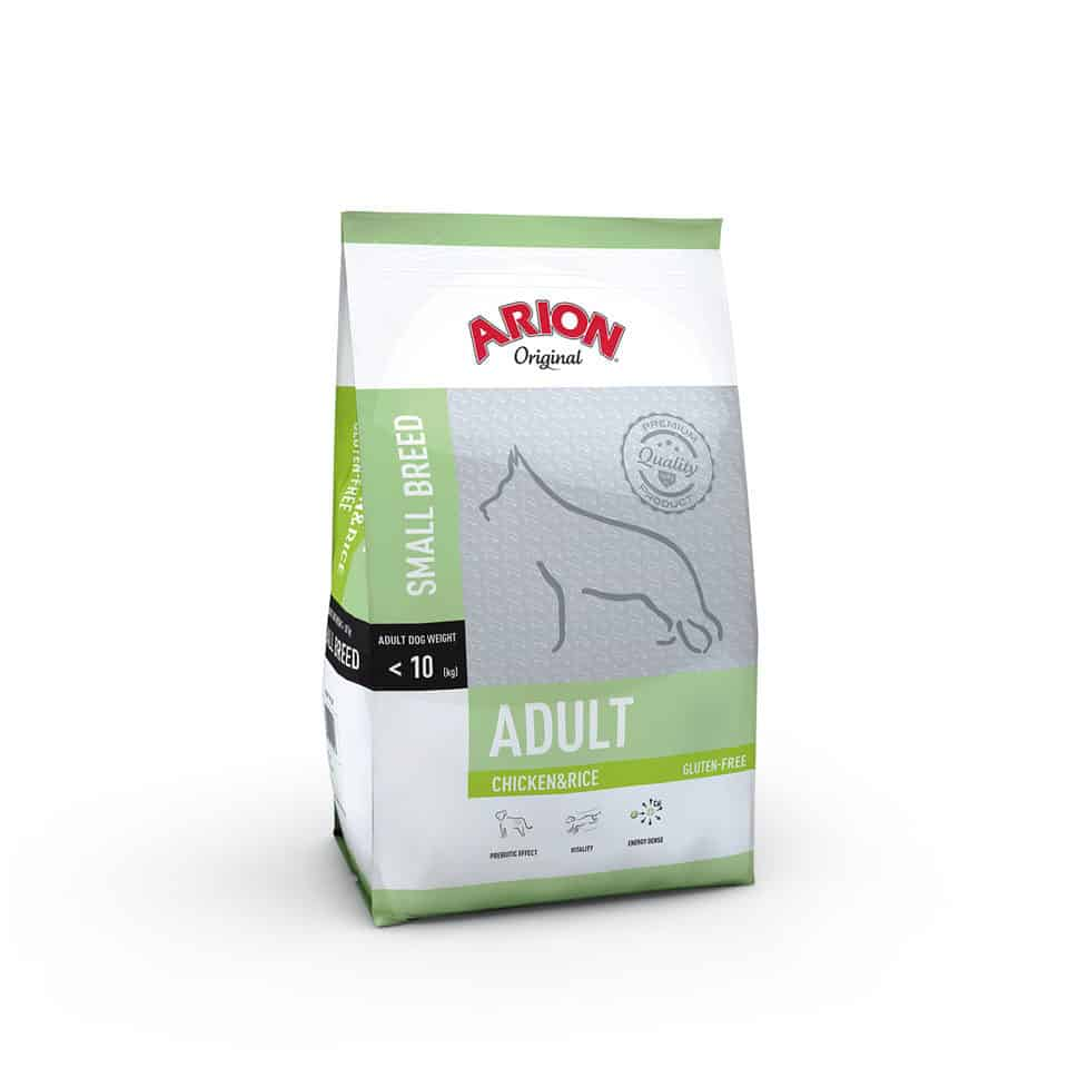Arion Original Adult Small Chicken & Rice